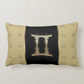 Gemini Zodiac Sign Throw Cushion