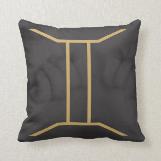 Gemini Zodiac Sign | Custom Background Cushion