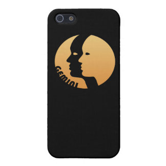 Gemini Zodiac Sign Cases For iPhone 5