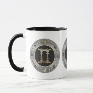 Gemini Zodiac Sign Mugs