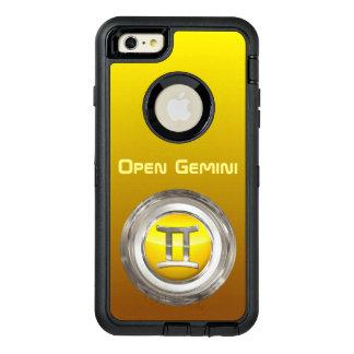 Gemini Zodiac Sign OtterBox iPhone 6/6s Plus Case