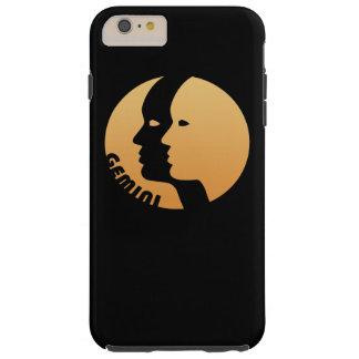 Gemini Zodiac Sign Tough iPhone 6 Plus Case