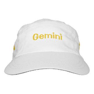 Gemini Zodiac Sign Yellow Hat