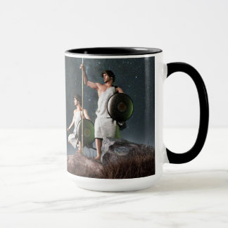 Gemini Zodiac Symbol Mug
