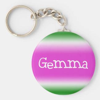 Gemma Key Ring