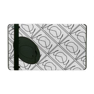 gemotric design iPad covers