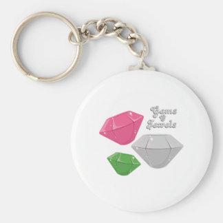 Gems & Jewels Keychain