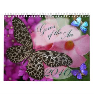 Gems of the Air Wall Calendar