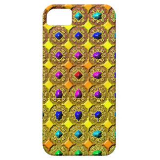 Gemstone background iPhone 5 case