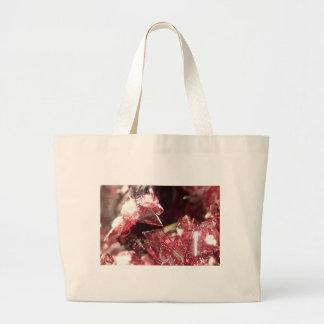 Gemstone Crystal art Large Tote Bag