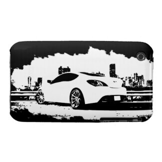 Gen Coupe Rear shot Case-Mate iPhone 3 Cases