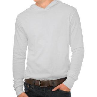 <Gen>'s White & Black <Item> w/ <Graphic> Logo Hooded Sweatshirt