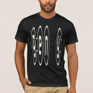 GEN Y in technical molecular 4 T neg T-Shirt