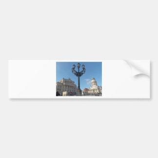 Gendarmenmarkt 001.01 bumper sticker