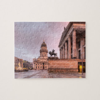 Gendarmenmarkt Berlin Jigsaw Puzzle