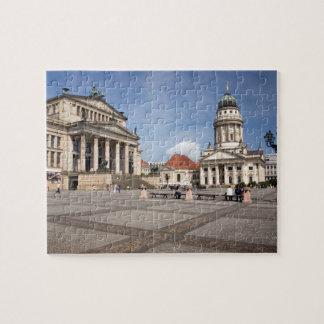 Gendarmenmarkt, Berlin Puzzles