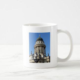 Gendarmenmarkt, French Church (Französischer Dom) Coffee Mug