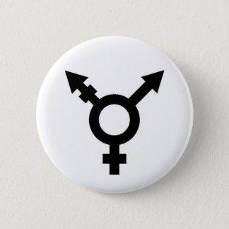 Gender Bender 6 Cm Round Badge