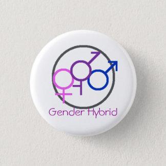 Gender Hybrid Button
