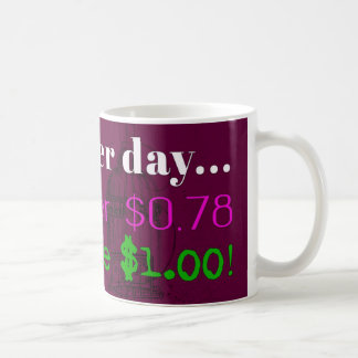 Gender Pay Gap Mug