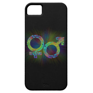 Gender symbols. barely there iPhone 5 case
