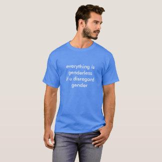 genderless utopia T-Shirt