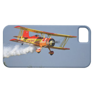 Gene Soucy performing aerobatics in Grumman Barely There iPhone 5 Case