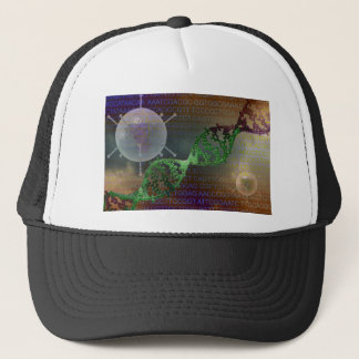 Gene therapy trucker hat