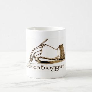 GeneaBloggers Logo Mug