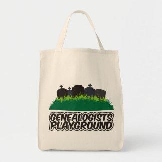 Genealogists Playground Tote Bag