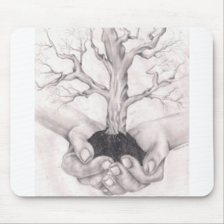 Genealogy & Family History Mouse Pad