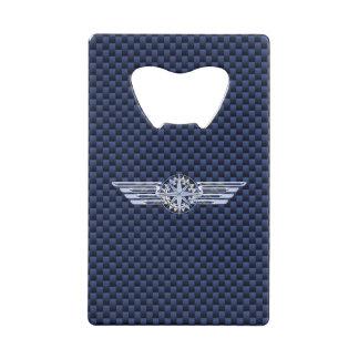 General Air Pilot Chrome Like Wings Compass