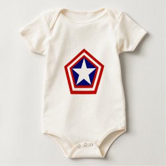 General America Baby Bodysuit