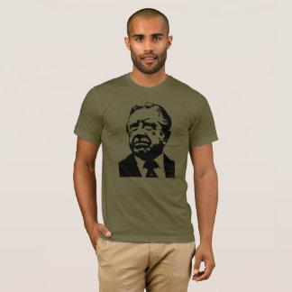 General Augusto Pinochet Stencil T-shirt for Men