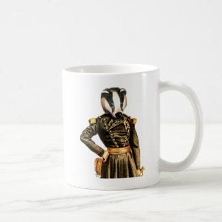 General Badger Basic White Mug