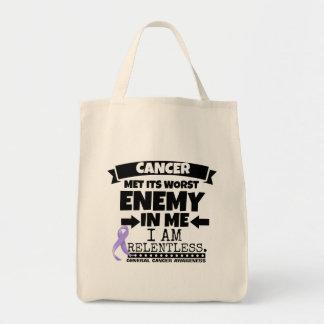 General Cancer Met Its Worst Enemy in Me