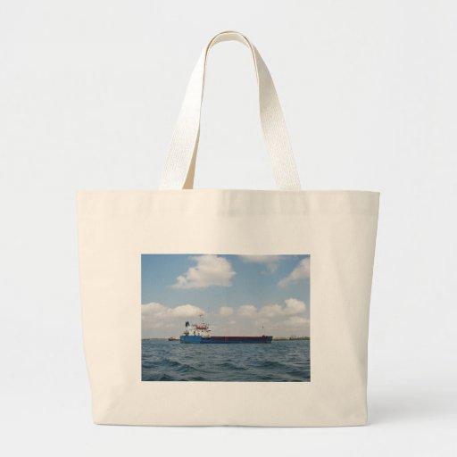 General Cargo Ship Meropa Canvas Bag