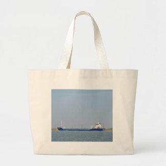 General Cargo Ship Zeeland Canvas Bags