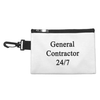 General Contractor 24/7 Accessory Bags
