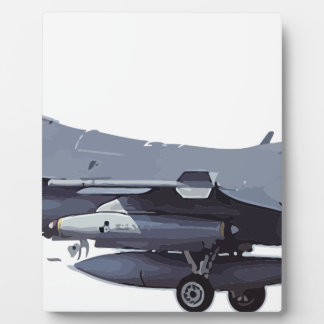 General_Dynamics_F-16C_Fighting_Falcon_(401),_USA_ Plaque