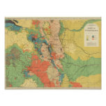General Geological Map of Colorado Poster