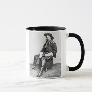 General George A. Custer (b/w photo) Mug