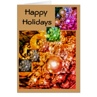 General Greeting Card Happy Holiday