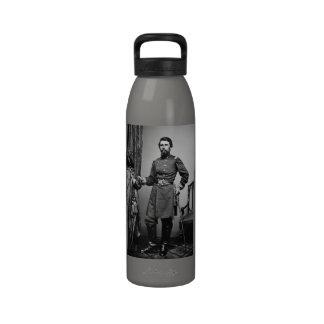 General James Jourdan - Civil War Reusable Water Bottle