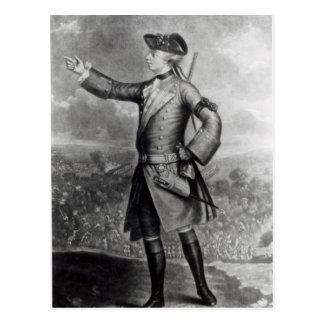 General James Wolfe Postcard