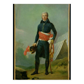 General Jean-Victor Moreau Postcard