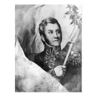 General Jose de San Martin Postcard