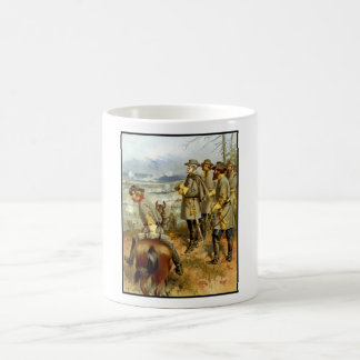General Lee at The Battle of Fredericksburg Coffee Mug