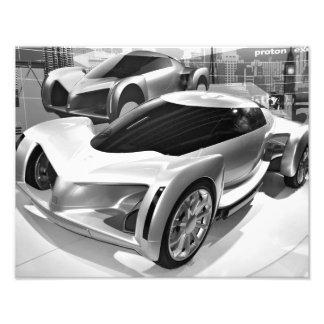 General Motors Prototype Art Photo