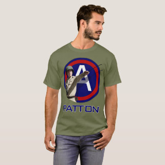 General Patton 3rd Army T-Shirts